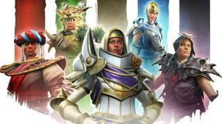 Авторы Magic Legends показали первый набор косметики для ещё не вышедшей игры