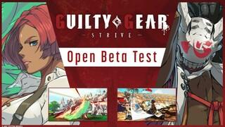 В феврале пройдет открытый бета-тест Guilty Gear Strive