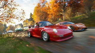 Forza Horizon 4 заглянет в Steam