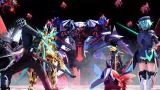 MMORPG Phantasy Star Online 2 появится в Epic Games Store