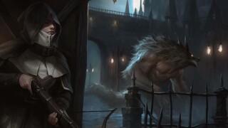 Magic Legends целый час геймплея за Necromancer и Sanctifier