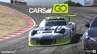 Объявлена дата релиза Project CARS GO