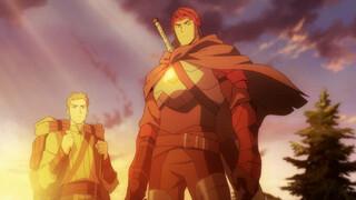 Netflix выпустит аниме-сериал по DOTA 2 уже в следующем месяце