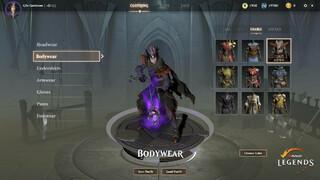 Разработчики Magic Legends показали систему экипировки, введенную после отзывов альфа-тестеров