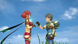 Герои Xenoblade Chronicles 2 появятся в Super Smash Bros. Ultimate