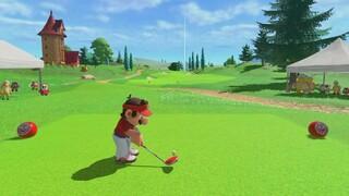 Симулятор гольфа с Марио в главной роли доступен для предзаказа