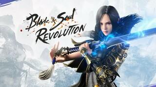 Предварительный обзор MMORPG Blade and Soul Revolution  Никакой революции