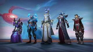 Blizzard случайно показала следующее сюжетное обновление Shadowlands и классическую версию WoW Burning Crusade