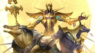 Новое дополнение Империи вознесшихся для Legends of Runeterra добавит регион Шуриму