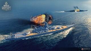 World of Warships раздаёт премиум и другие бонусы в честь 23 февраля, но пока только для новых игроков