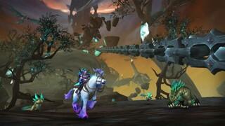 Анонсировано следующее сюжетное обновление World of Warcraft Shadowlands под названием  Chains of Domination