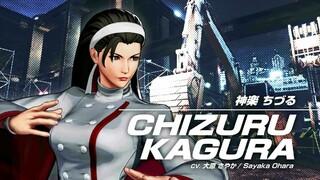 Чизуру Кагура вернется The King of Fighters XV