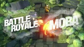 Royal Crown  Королевская битва с элементами MOBA покинула ранний доступ