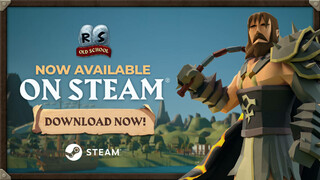 MMORPG Old School RuneScape вышла в Steam