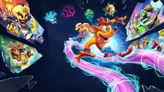 Трейлер с особенностями PS5-версии Crash Bandicoot 4