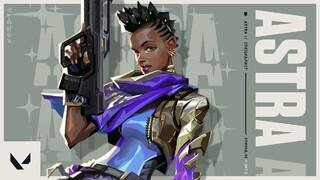 Новый агент Valorant по имени Astra способна управлять звездами