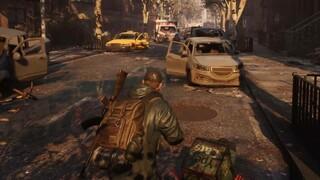 Пара минут игрового процесса MMO-шутера с элементами выживания The Day Before