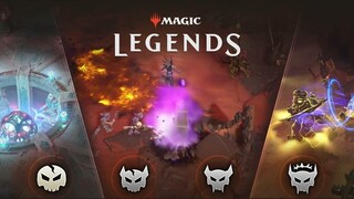 Видео об уровнях сложности и модификаторах в Magic Legends