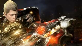 Геймплей за мужскую версию класса Аватар в MMORPG Lost Ark