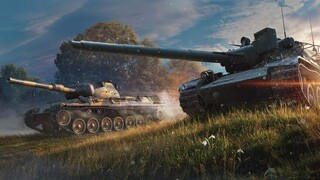 На сервера World Of Tanks был установлен патч 1.12 с ребалансом техники, улучшениями интерфейса и другим