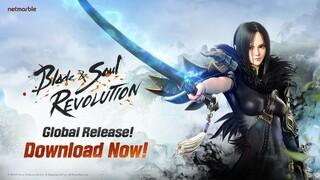 Мобильная MMORPG Blade and Soul Revolution вышла на глобальном рынке