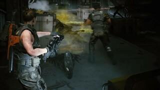 Полное прохождение миссии в Aliens Fireteam