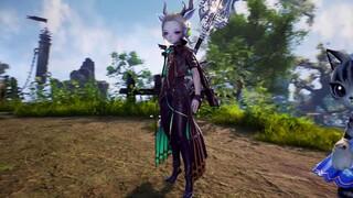 Новые подробности версии Blade and Soul на движке Unreal Engine 4