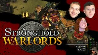 Командная битва 3 vs 3 в новом геймплейном видео Stronghold Warlords