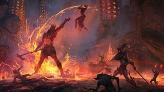 Врата Обливиона открыты  Состоялся выход дополнения Огонь амбиций для The Elder Scrolls Online