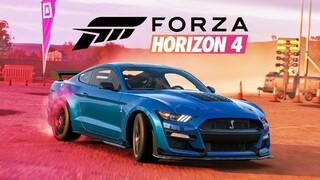Гоночная игра Forza Horizon 4 вышла в Steam с региональным ценником