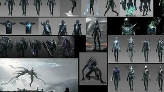 Новый дизайн противников в Synced Off-Planet