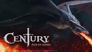 Мультиплеерный экшен про драконов Century Age of Ashes вступил в стадию ЗБТ-2