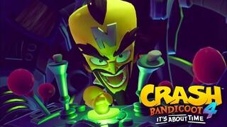 Стала известна дата выхода Crash Bandicoot 4 на PC