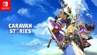 Подтверждена дата выхода MMORPG Caravan Stories на Nintendo Switch в Японии