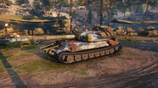 Начался четвертый сезон Игла в World of Tanks
