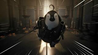 Пингвин Маэстро появился в глобальной версии MMORPG V4 в качестве нового класса