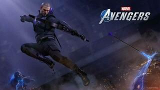 Соколиный глаз появился в Marvels Avengers вместе с новой сюжетной линией