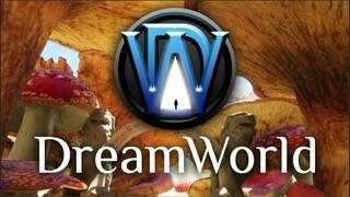 Новая MMO песочница Dream World обещает бесконечный открытый мир и функции как в Minecraft