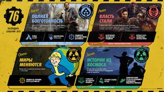 Bethesda поделилась планами на обновления 2021 года для Fallout 76
