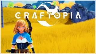 Красивую песочницу Craftopia выпустят на Xbox