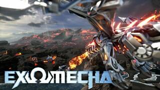 Бесплатный научно-фантастический шутер Exomecha выйдет в августе