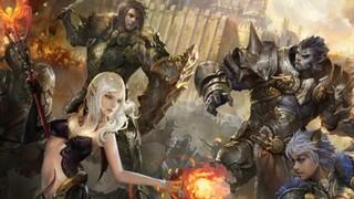 Вышла мобильная адаптация компьютерной MMORPG DK Online