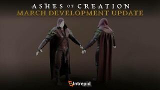 Час геймплея Ashes of Creation и ответы на вопросы