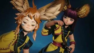 Шэн, Лин и Ван  три играбельные расы в Blade amp Soul 2