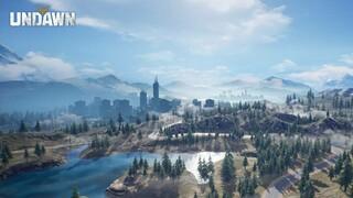 Трейлер Undawn с различными локациями на движке игры