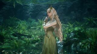 Раса эльфов и монстры на новых скриншотах MMORPG ODIN Valhalla Rising