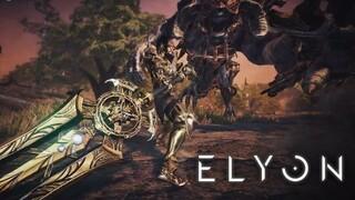Доступна регистрация аккаунта для международного ЗБТ MMORPG Elyon