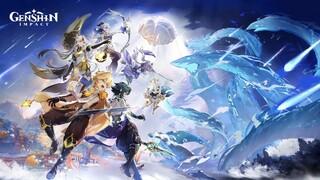Улучшенная версия Genshin Impact выйдет на PlayStation 5