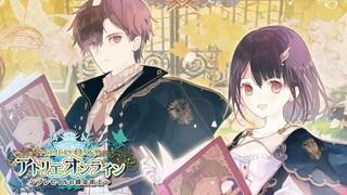 Мобильная RPG Atelier Online Alchemist of Bressisle выйдет на западном рынке