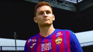 Началось закрытое бета-тестирование русской версии FIFA Online 4